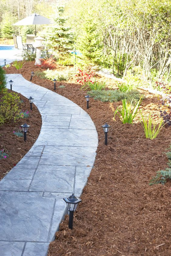 How To Mulch Garden Mulching Advantages Amp Types For Dummies